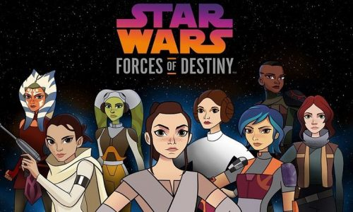 Star Wars: Forces Of Destiny sul web…