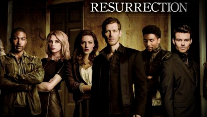 The Originals torna con Resurrection!