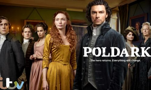 Poldark torna in TV e in libreria…