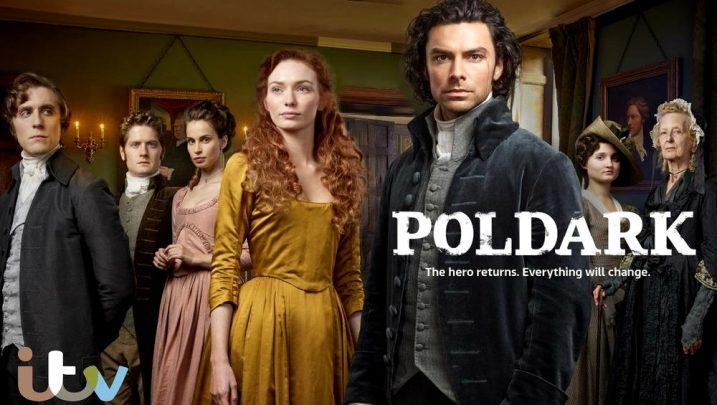 Poldark torna in TV e in libreria...