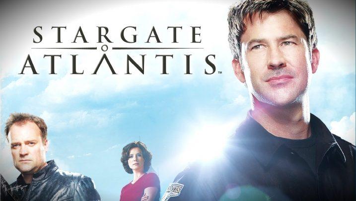 Stargate e tutti i fumetti di Atlantis