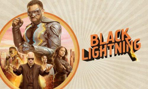 …Il ritorno di Black Lightning in TV