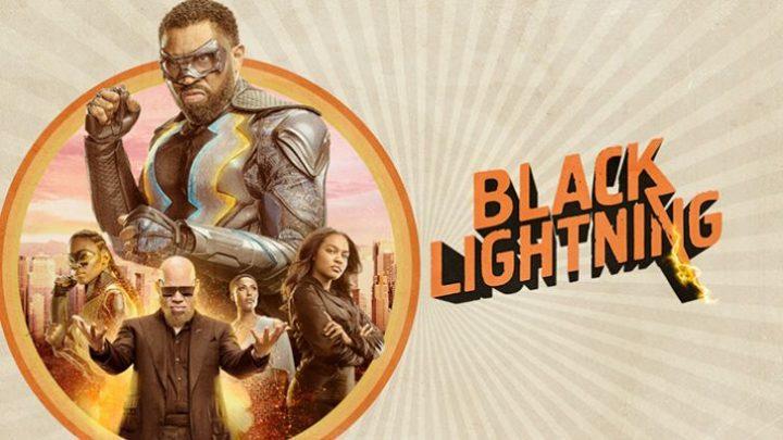 ...Il ritorno di Black Lightning in TV