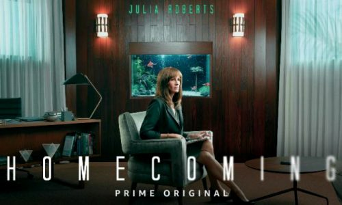 Su Amazon Homecoming con Julia Roberts