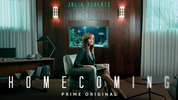 Su Amazon Homecoming con Julia Roberts