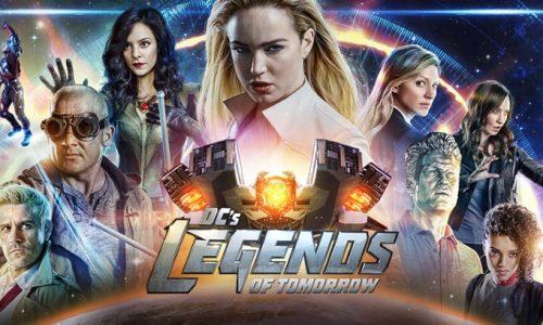 """…E Legends Of Tomorrow si dà al """"fantasy"""""""