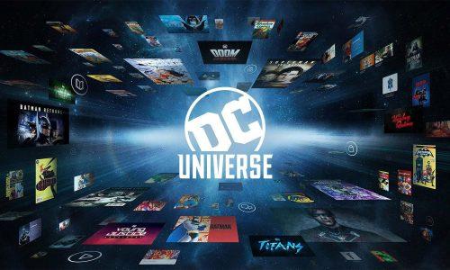 DC Comics: Le serie TV di DC Universe