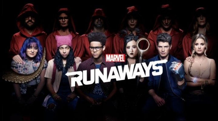 I nuovi episodi di Runaways, anche in Italia