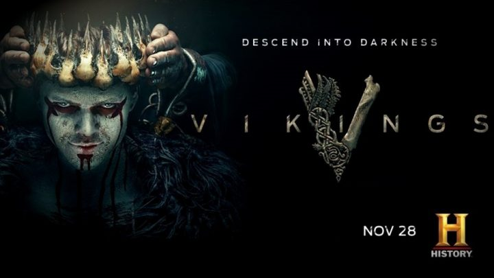 In TV riparte in contemporanea Vikings!