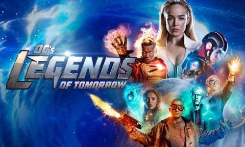 Ecco il soundtrack di Legends Of Tomorrow 3