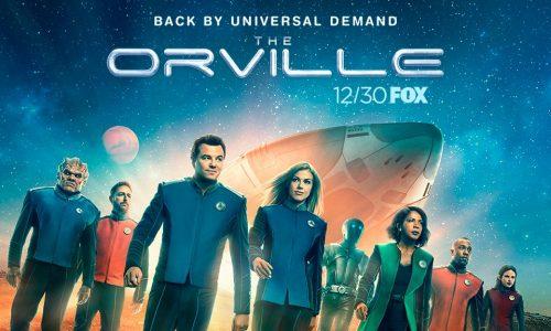 The Orville torna con i nuovissimi episodi!