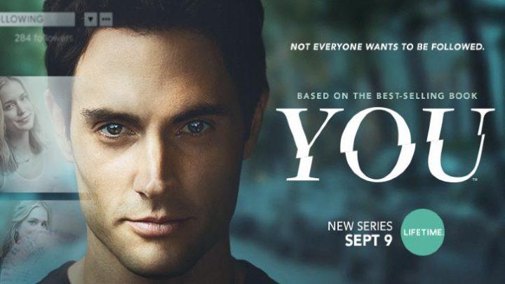 Su Netflix arriva il thriller psicologico You