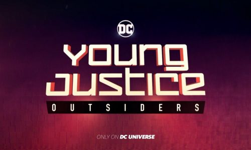 Young Justice: Outsiders su DC Universe