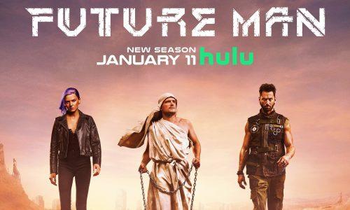 È tornata la comicità sci-fi di Future Man…