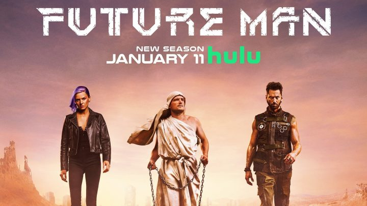 È tornata la comicità sci-fi di Future Man...