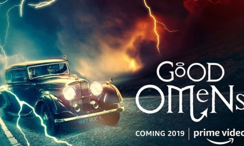 Pronti per Good Omens di Neil Gaiman?
