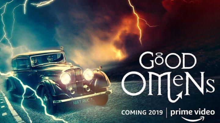 Pronti per Good Omens di Neil Gaiman?