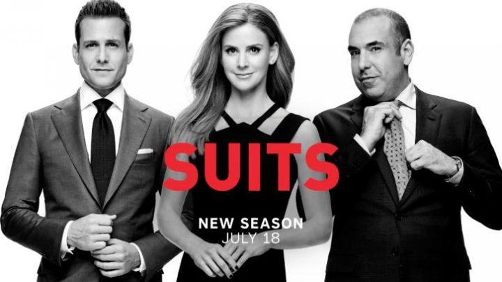 Nuovo ciclo di episodi per Suits