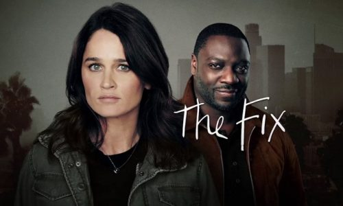 Il legal drama The Fix con Robin Tunney!