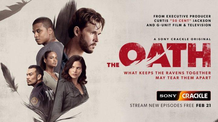 Torna su Crackle la serie di 50 Cent The Oath