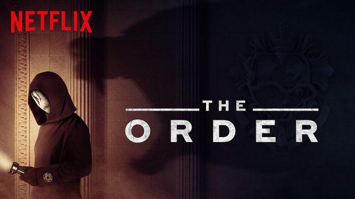 Scopriamo la nuova serie TV The Order...