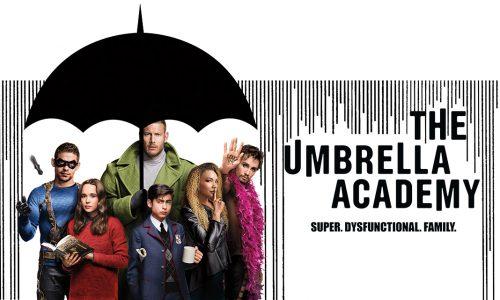 La visionaria The Umbrella Academy