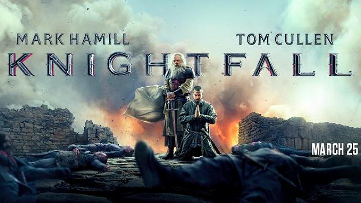 Finalmente Knightfall torna di nuovo in onda!