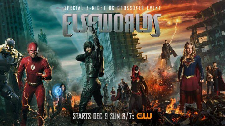 Pubblicato infine il soundtrack di Elseworlds...