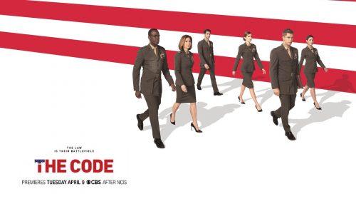 Su CBS Arriva The Code, l'erede di JAG?
