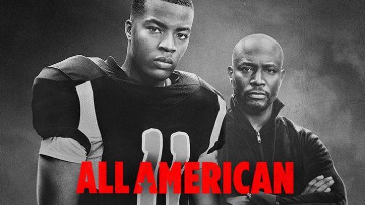 Sbarca il drama sportivo All American