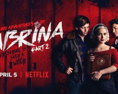In TV le nuove avventure di Sabrina Spellman