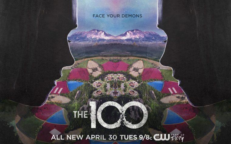 The 100: Nuovo libro e nuova stagione!