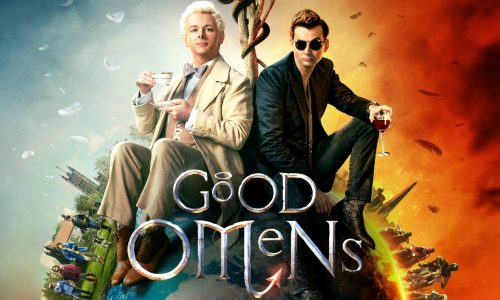 La visionaria Good Omens in TV…