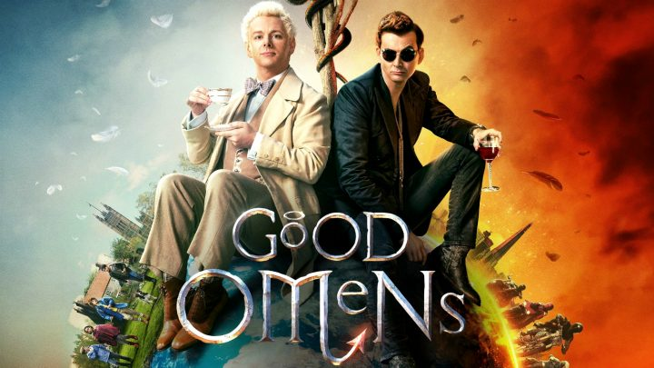 La visionaria Good Omens in TV...