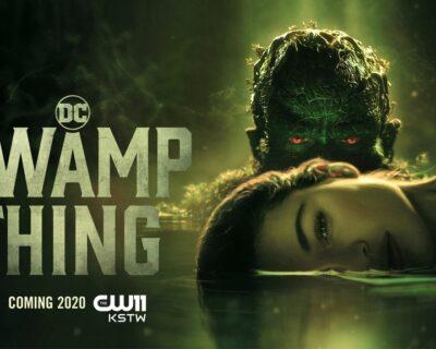 Arriva per DC Universe lo show su Swamp Thing