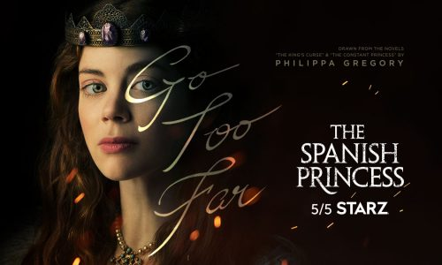 Su Starz la miniserie The Spanish Princess