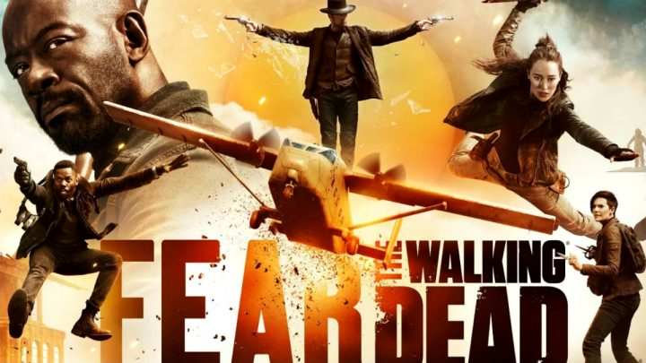 Su AMC riparte Fear The Walking Dead