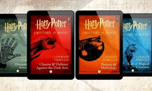 Harry Potter: Storia della Magia in ebook