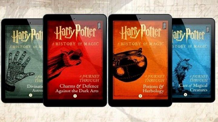 Harry Potter: Storia della Magia in ebook