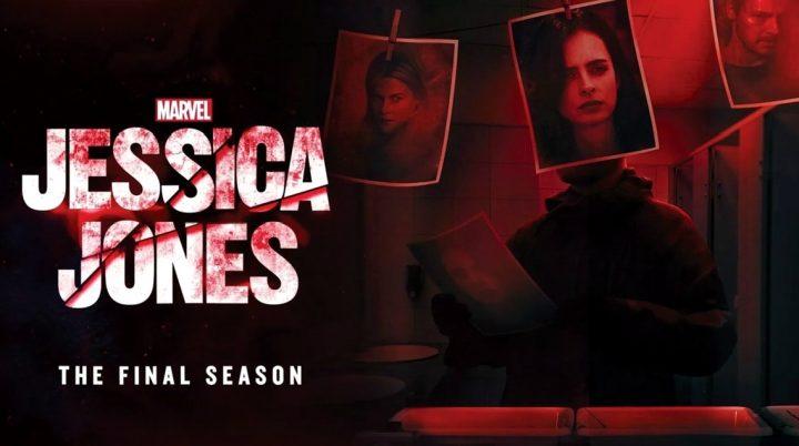 La stagione finale di Jessica Jones su Netflix