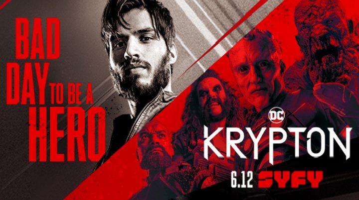 Arrivano i nuovi episodi di Krypton!