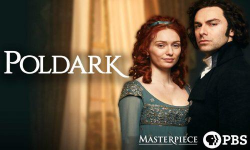 La saga di Poldark continua in TV e in libreria