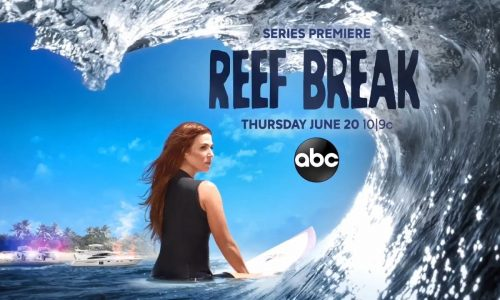 ABC presenta il crime drama Reef Break!
