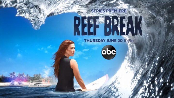 ABC presenta il crime drama Reef Break!