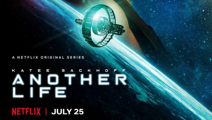 Netflix torna alla fantascienza con Another Life