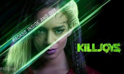 Arriva la stagione conclusiva di Killjoys…