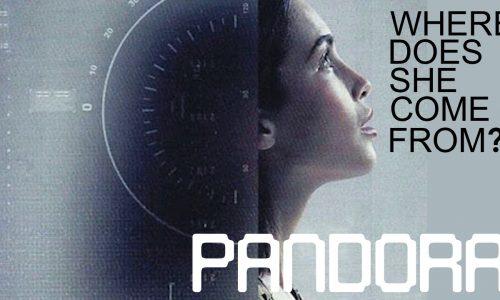 Su The CW torna la sci-fi con Pandora!