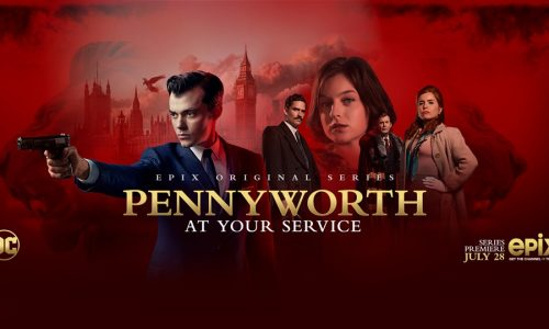 Pennyworth, Ultima creatura DC per Epix!