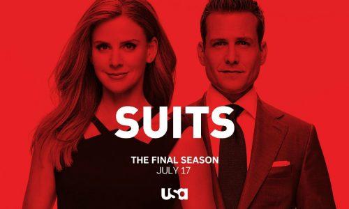 Dieci episodi per la stagione finale di Suits