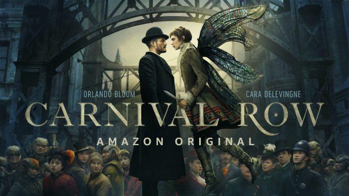 Arriva il fantasy steampunk di Carnival Row